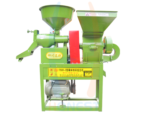 Home Use Rice Mill 6N40x-9FQ20