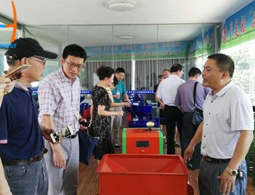 Warmly welcome domestic officials to visit our factory!